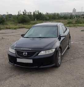 Новокузнецк Mazda6 2005