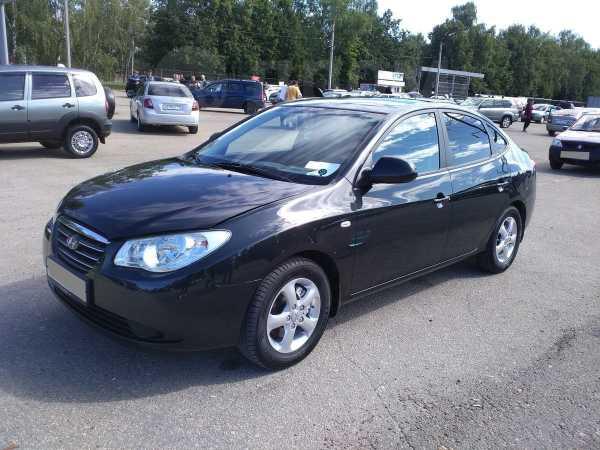 Hyundai Elantra, 2009 год, 440 000 руб.