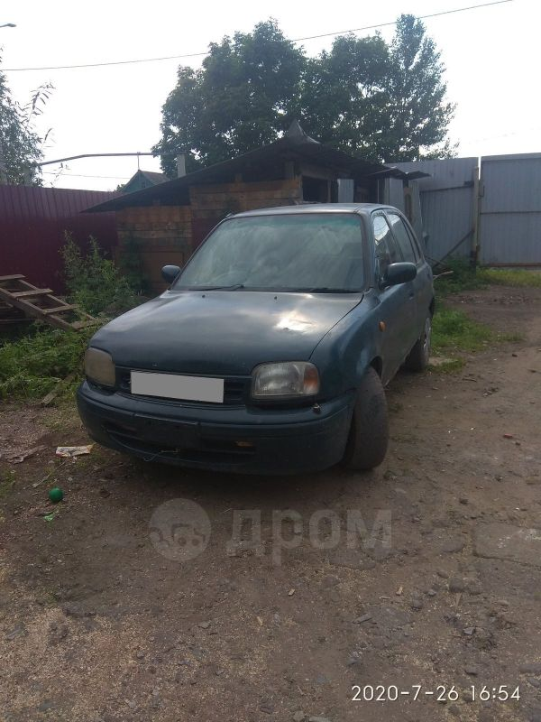 Nissan March, 1994 год, 25 000 руб.