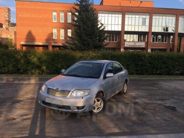 Toyota Corolla, 2004 год, 410 000 руб.