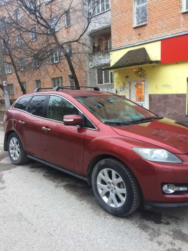 Mazda CX-7, 2007 год, 438 000 руб.