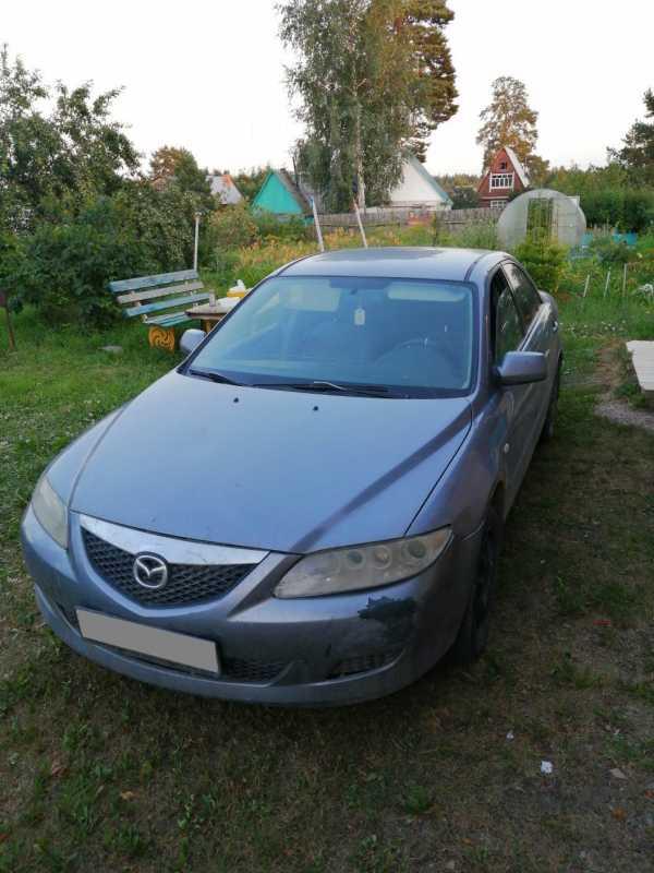 Mazda Mazda6, 2004 год, 155 000 руб.