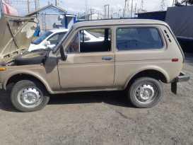 Новый Уоян 4x4 2121 Нива 1986
