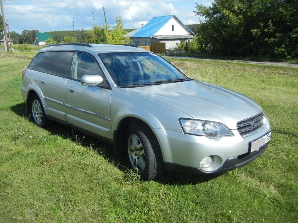Subaru Outback, 2004 год, 410 000 руб.