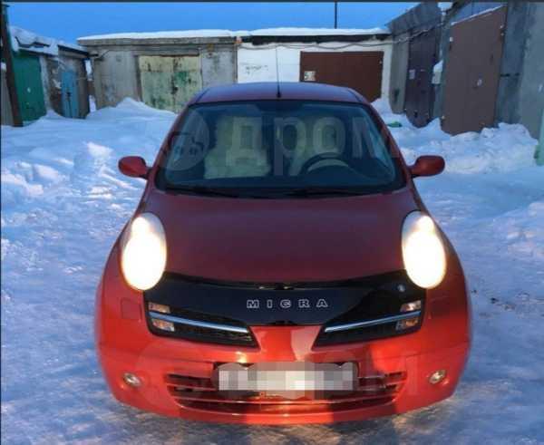 Nissan Micra, 2007 год, 300 000 руб.