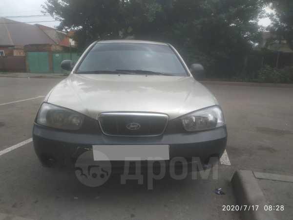 Hyundai Elantra, 2000 год, 115 000 руб.