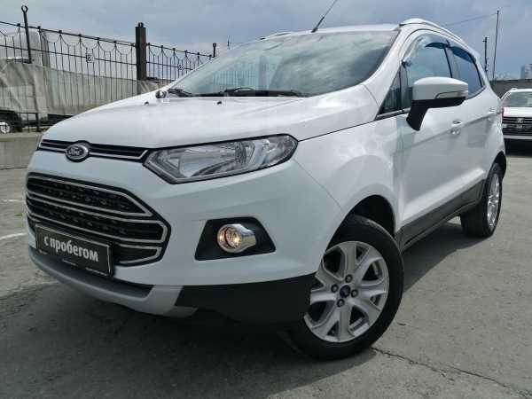 Ford EcoSport, 2015 год, 599 900 руб.