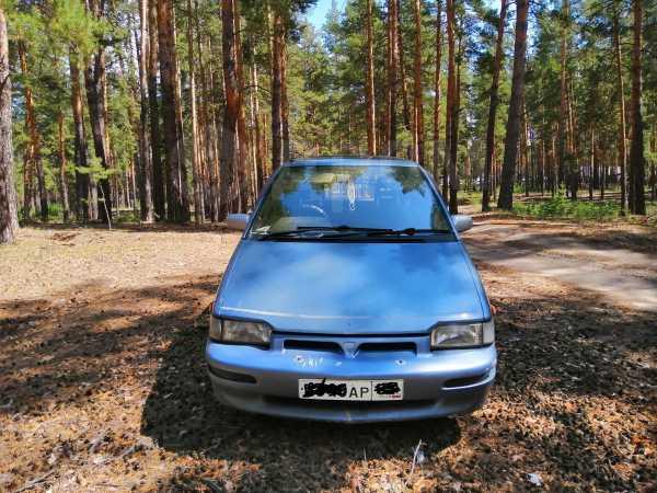 Nissan Prairie, 1991 год, 60 000 руб.