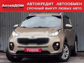 Барнаул Sportage 2016