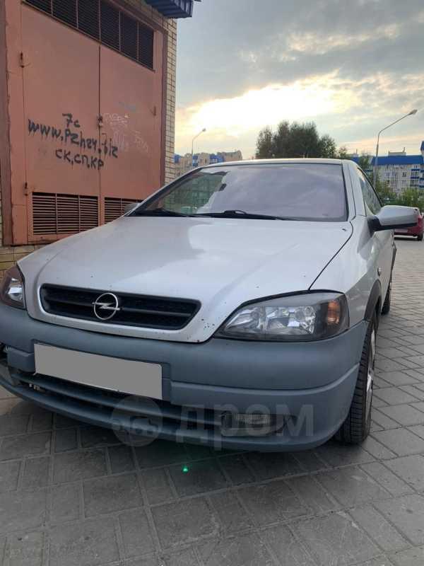 Opel Astra, 2000 год, 110 000 руб.