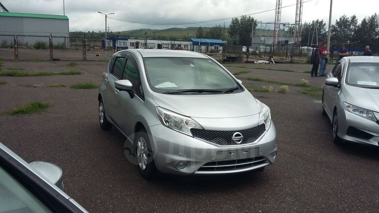 Nissan Note, 2016 год, 525 000 руб.