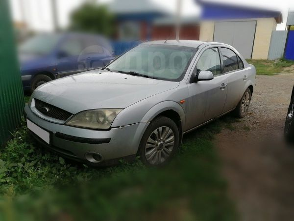 Ford Mondeo, 2001 год, 95 000 руб.
