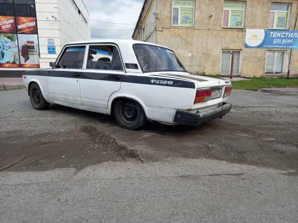 Лада 2107, 2010 год, 35 000 руб.
