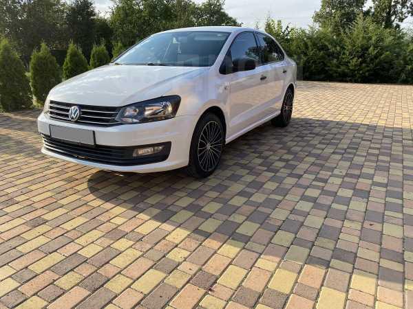 Volkswagen Polo, 2017 год, 545 000 руб.