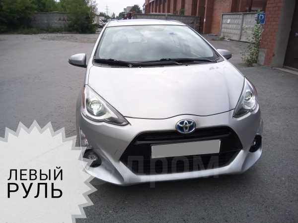 Toyota Prius C, 2016 год, 1 000 000 руб.