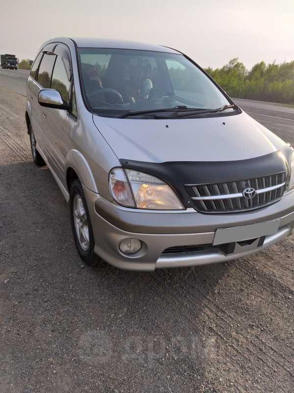 Toyota Nadia, 2001 год, 525 000 руб.