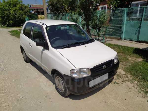 Suzuki Alto, 2001 год, 130 000 руб.