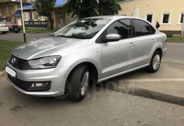 Volkswagen Polo, 2017 год, 565 000 руб.