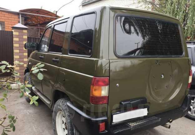 УАЗ Симбир, 1999 год, 195 000 руб.