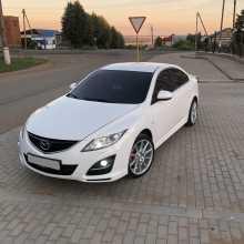 Пенза Mazda6 2011