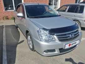 Омск Nissan Almera 2014