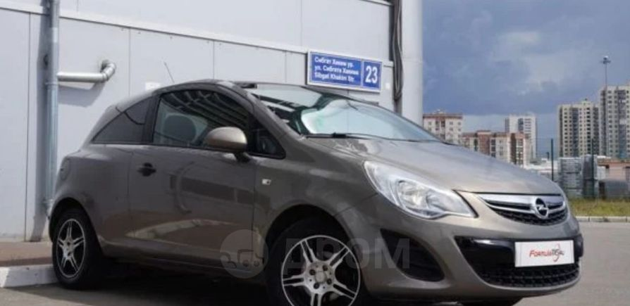 Opel Corsa, 2012 год, 335 000 руб.