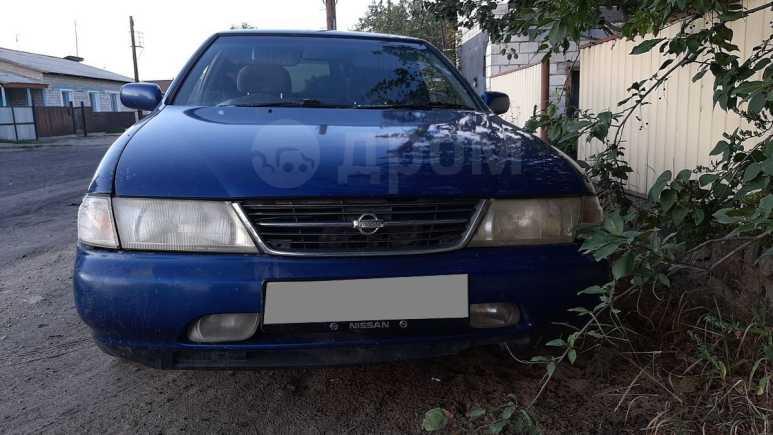 Nissan Lucino, 1995 год, 75 000 руб.