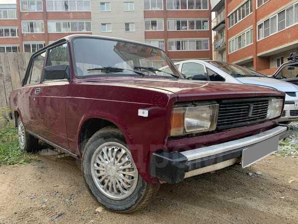 Лада 2105, 1995 год, 48 000 руб.