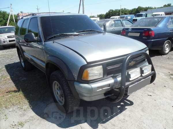 Chevrolet Blazer, 1997 год, 120 000 руб.