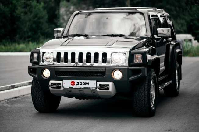 Hummer H3, 2009 год, 1 200 000 руб.