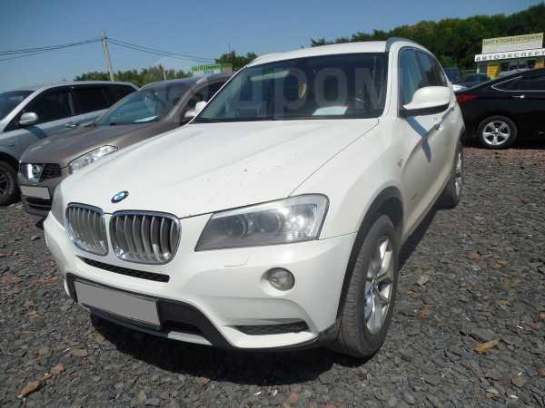 BMW X3, 2011 год, 945 000 руб.