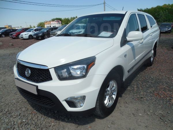 SsangYong Actyon Sports, 2012 год, 680 000 руб.