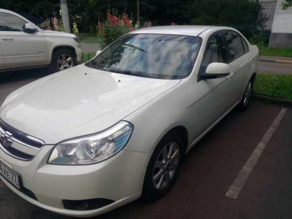 Chevrolet Epica, 2011 год, 370 000 руб.