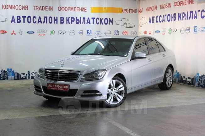 Mercedes-Benz C-Class, 2012 год, 799 000 руб.