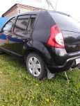 Dacia Sandero, 2011 год, 275 000 руб.