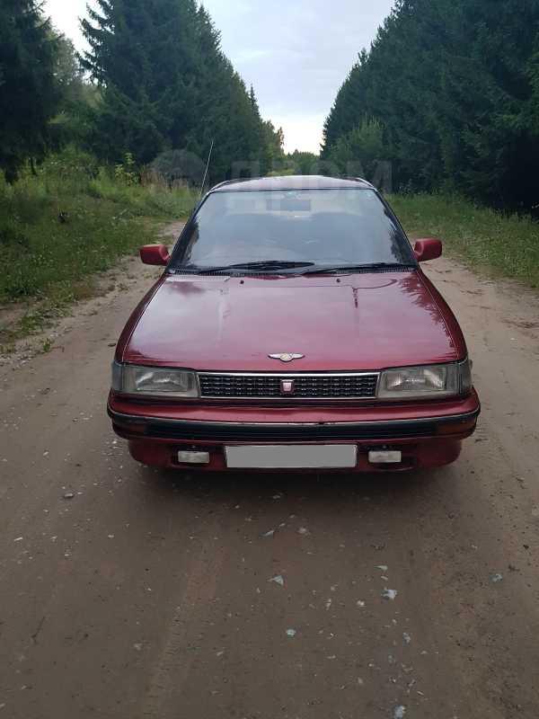 Toyota Corolla, 1989 год, 64 000 руб.