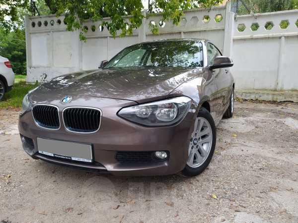 BMW 1-Series, 2012 год, 678 000 руб.