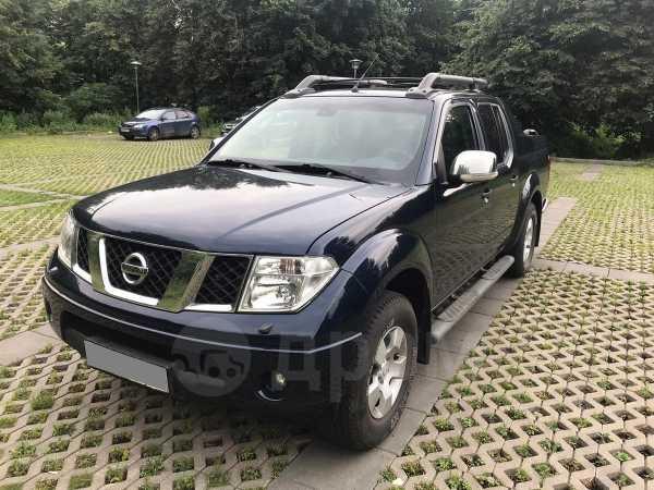 Nissan Navara, 2008 год, 735 000 руб.