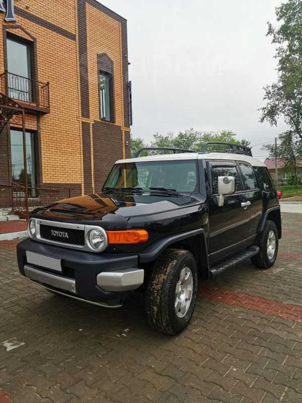 Toyota FJ Cruiser, 2006 год, 1 450 000 руб.