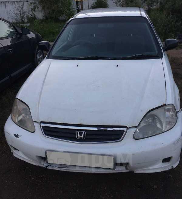 Honda Civic, 1999 год, 65 000 руб.