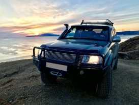 Магадан Land Cruiser 2001
