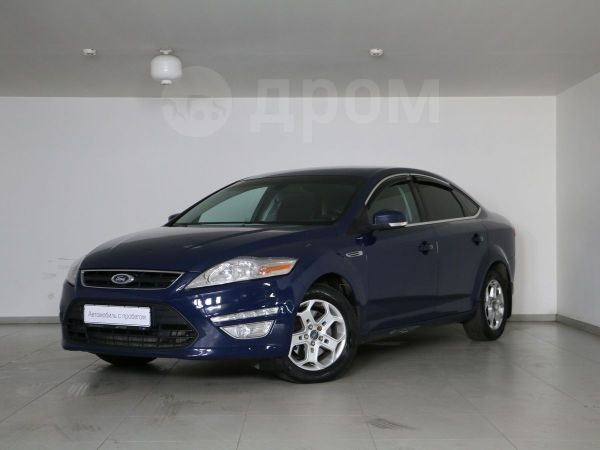 Ford Mondeo, 2013 год, 605 000 руб.