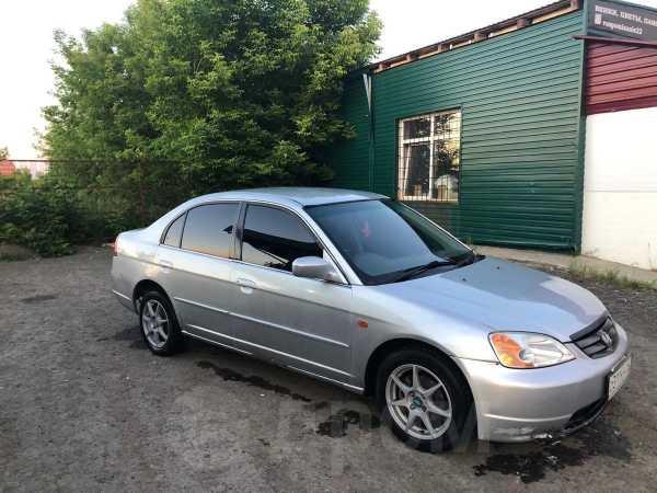 Honda Civic Ferio, 2001 год, 165 000 руб.
