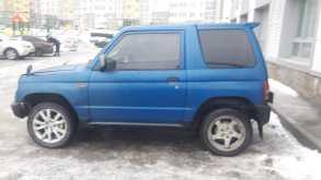 Уфа Pajero Mini 1998