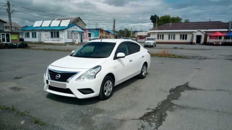 Nissan Latio, 2015 год, 420 000 руб.