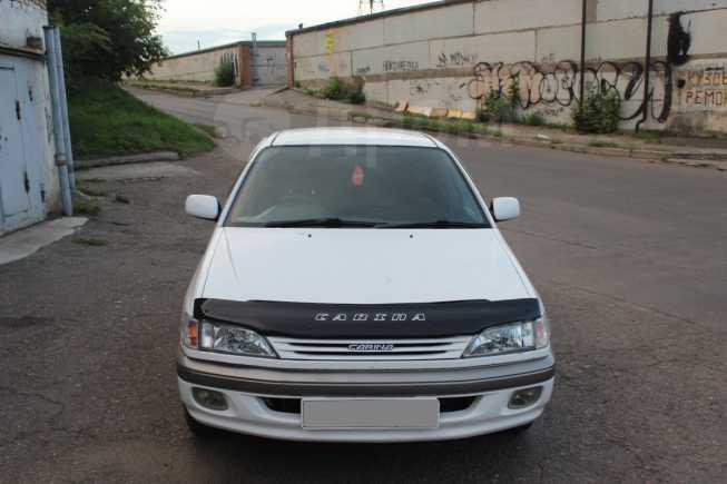 Toyota Carina, 1997 год, 222 000 руб.