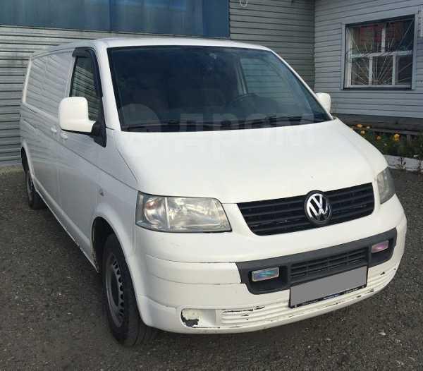 Volkswagen Transporter, 2009 год, 600 000 руб.