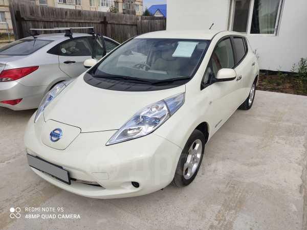 Nissan Leaf, 2012 год, 534 000 руб.
