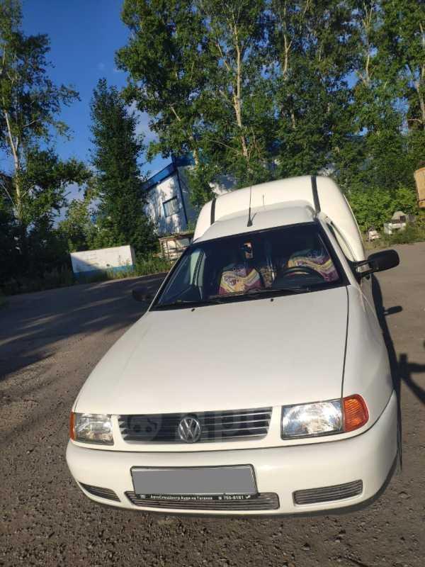 Volkswagen Caddy, 2003 год, 189 000 руб.