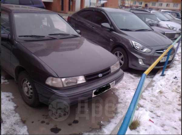 Hyundai Pony, 1993 год, 65 000 руб.